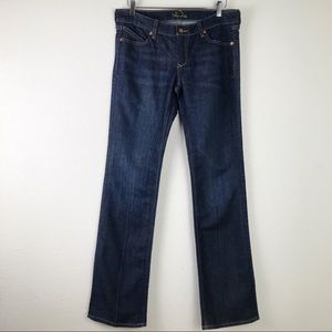 Old Navy the Diva Low Rise Boot Cut Jeans 8 Long